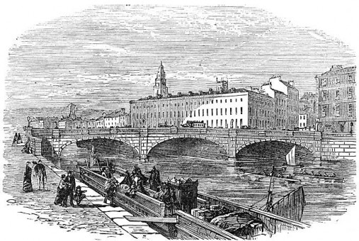 A city bridge